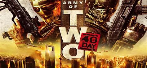 Army Of Two The 40th Day Free Download Full Pc Game