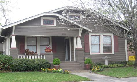 Bungalow Exterior House Paint Color Combinations Bungalow