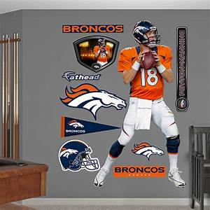 top 10 nfl fatheads of 2013 wallstars wall stickers With the best fatheads wall decals