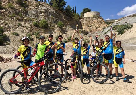 La Escuela De Ciclismo Xbike Nerja Triunfa Un Año Más En