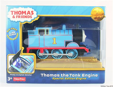 the tank engine 70th anniversary special edition metal new