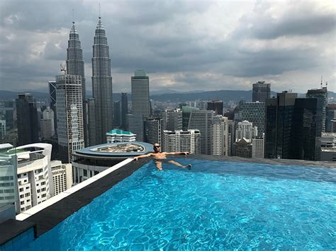 luxury rooms  stunning rooftop pool   face suites
