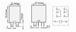Electromagnetic Relay  8 24v  110v  220v