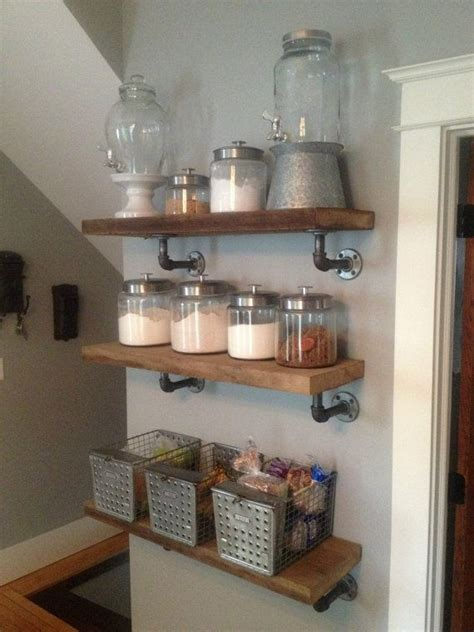 pipe shelves kitchen 86 best galvanized pipe furniture images on