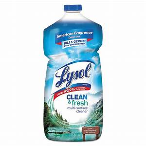 Lysol U00ae Cool Adirondack Air Scent  78630 Clean  U0026 Fresh Multi