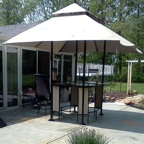 Gazebo Bar 25 Photo Of Lowes Patio Gazebo