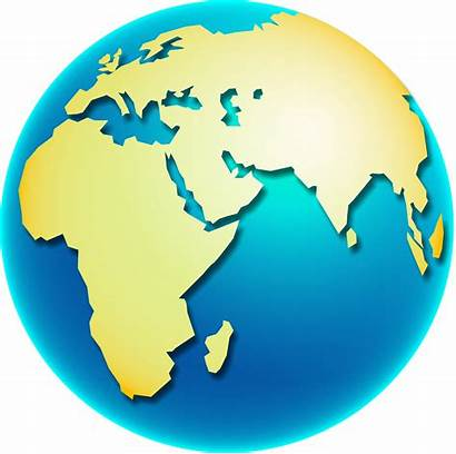 Globe Clipart Clip Earth Works Cliparting Personal