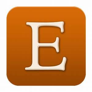 Etsy Icon - Flat Social Media Icons - SoftIcons.com
