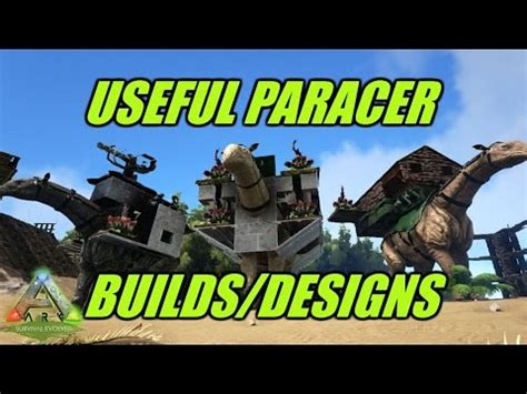 Ark Boat Glitch by Trojan Tutorial Paracer Platform Saddle Build Ark
