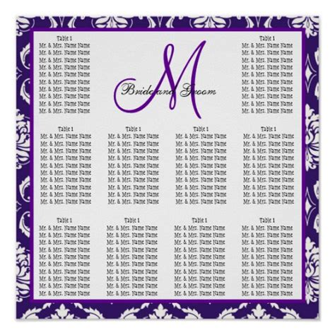 wedding seating chart poster template seating chart template new calendar template site