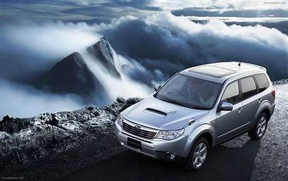Subaru Forester Wallpapers 2009