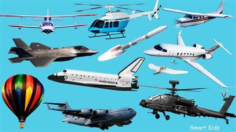 Transporte Aéreo|los Nombres Y Sonidos De Transporte Para