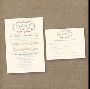 modern vintage wedding invitations unique wedding invites With classy formal wedding invitations