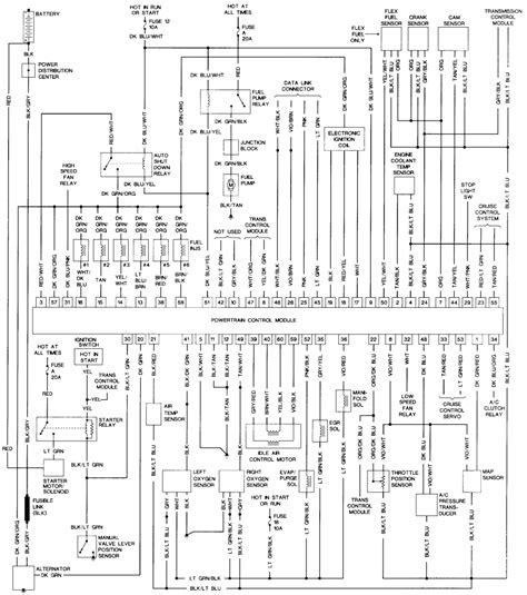 An Schematic 3 Wire Wiring Diagram by Repair Guides
