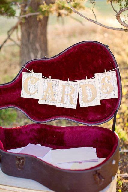 funny guitar wedding decor ideas weddingomania