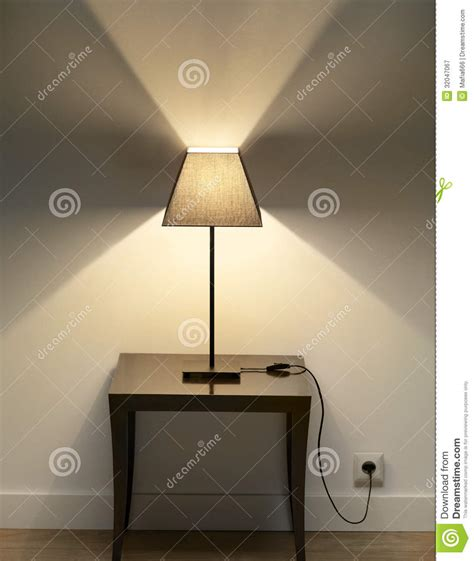 small night light table ls l with small table stock image image of night light