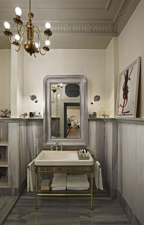 Vintage Mirrors For Bathrooms by Beautiful And Unique Bathroom Mirrors