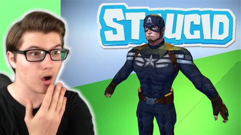 captain america  strucid roblox fortnite