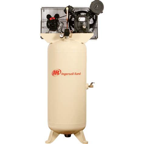 free shipping ingersoll rand type 30 reciprocating air compressor 80 100 gallon 7 5 hp