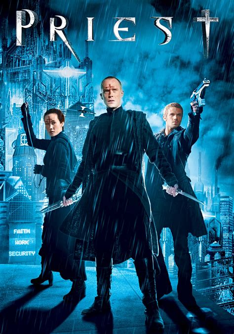 Priest   Movie fanart   fanart.tv
