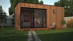 cabane de jardin bien isolee With exemple de jardin de maison 15 nuanciers et finitions