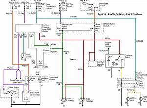 65 Mustang Lights Wiring Diagram