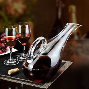 1200ml, Swans, Crystal, Glass, Decanter, Lead