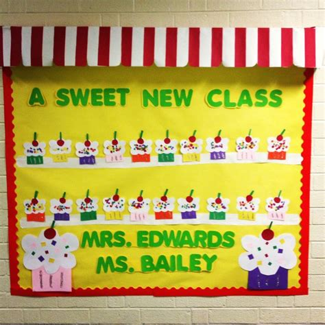 20 back to school bulletin board ideas hative 722 | 10 a sweet new class