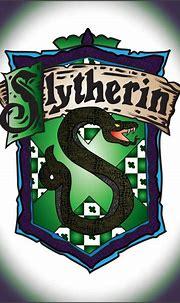 Harry Potter Slytherin Logo Wallpaper | 2021 Live Wallpaper HD
