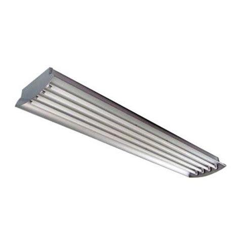 hps light fixture home depot homeselects 4 ft 4 l 32 watt each t8 aluminum