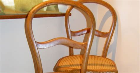 chaises louis philippe cannées normandie cannage chaises cannées de style louis philippe
