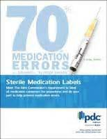 pdc healthcare a brady business With anesthesia medication labels
