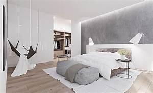 Décoration Chambre Scandinave : chambre deco scandinave ~ Melissatoandfro.com Idées de Décoration
