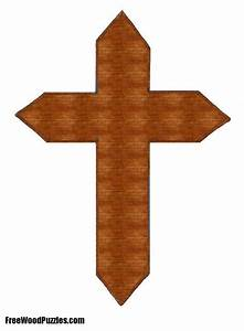 wooden cross patterns