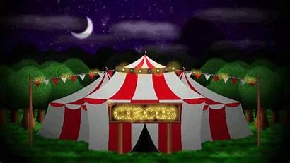 Circus Animated Lights Hostage Steemkr Leftist Agenda