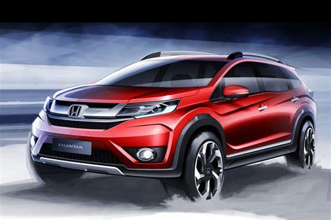 Honda Car : Honda Br-v Compact Suv Expected Launch In India