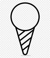 Cone Snow Clipart Coloring Pinclipart sketch template