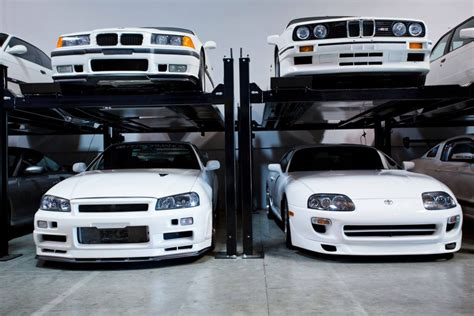 Paul Walker's Car Collection Taking Us down Memory Lane