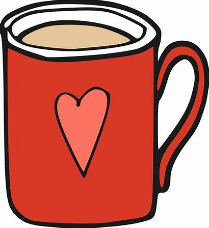 Mug Coffee Clipart Cartoon Cup Clip Transparent