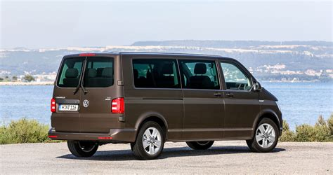 2016 Volkswagen T6 Transporter Caravelle And Multivan Models Details Photos 1 Of 7
