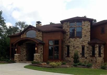 Oklahoma Multi Stone Ledgestone Multicolor Exterior Chop