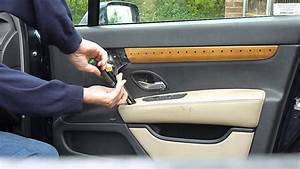 Renault Vel Satis Door Card Removal