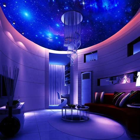 Galaxy Wallpaper For Ceiling by Wall Still 3d Character Customization Galaxy Ceiling