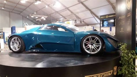 100 Percent Electric Cars by 100 Percent Electric Moroccan Car Presented At Cop22