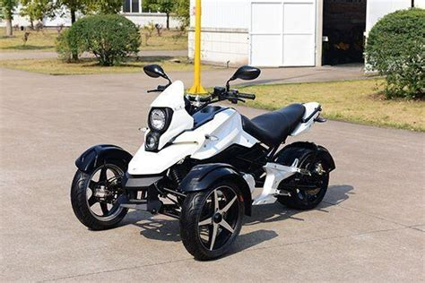 200cc New Balance Shaft Engine Tricycle Cvt Atv Three