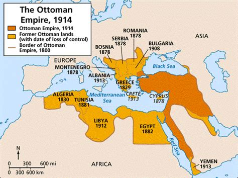 impero ottomano 1900 the ottoman empire
