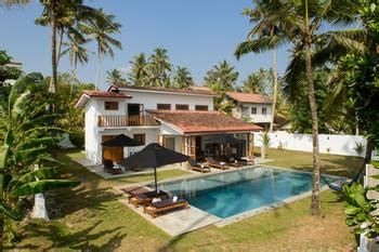 bunk bed with 3 beds villas in sri lanka villas