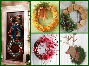 Diy Christmas Wreaths 50 Creative Ideas