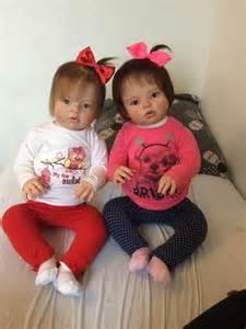 Twins Black Reborn Toddlers Dolls