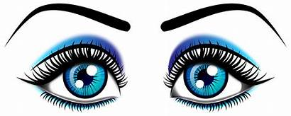 Clipart Eyes Lashes Eye Brown Clipartion